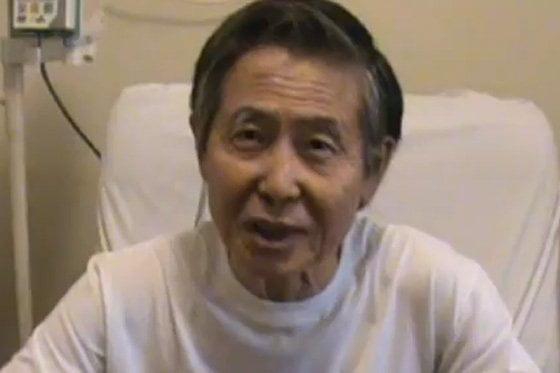 Alberto Fujimori: Fiscalía Suprema rechaza darle arresto domiciliario