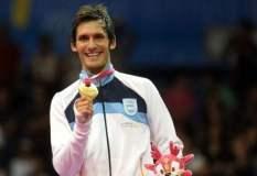 Argentina consiguió su primera medalla de oro en los Juegos Olímpicos de Londres 2012 gracias al taekwondista Sebastián Crismanich