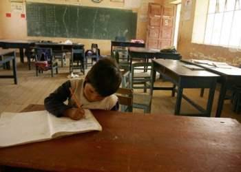 Los niños requieren volver a clases