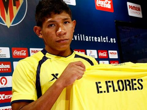 El ex delantero de Universitario de Deportes, se unirá al Villarreal B de España por los próximos cuatro años