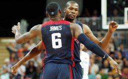 Estados Unidos obtuvo su estrella número 14 en los Juegos Olímpicos tras derrotar nuevamente a España