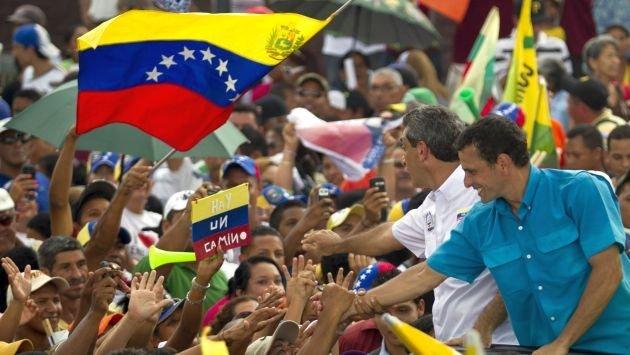 Repudian que ministra de Maduro amenace a Henrique Capriles