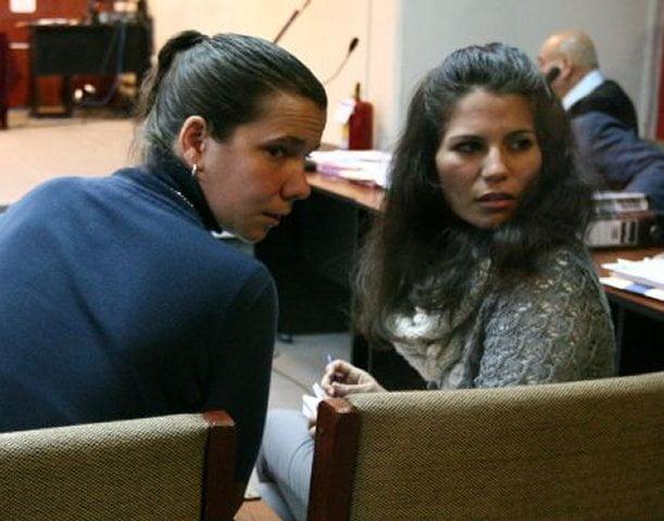 Eva Bracamonte Fefer y Liliana Castro