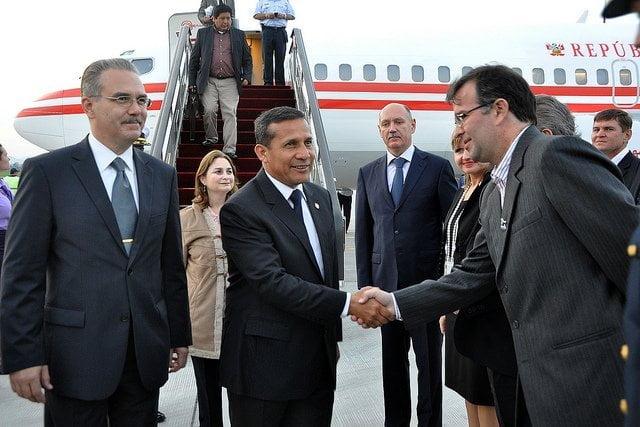 Papelón: Ollanta Humala niega compra de avión presidencial y aclara a ministros