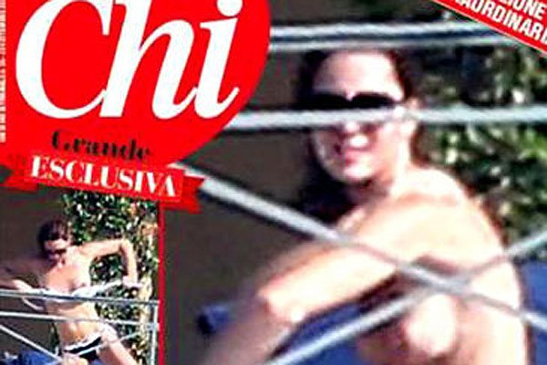 Kate Middleton (Revista Chi)