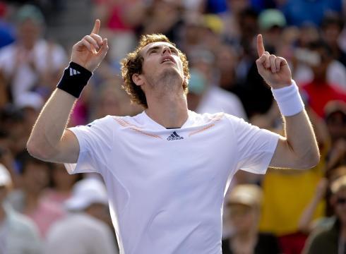 Murray llegó a su segunda final del Abierto de Estados Unidos al derrotar a Berdych