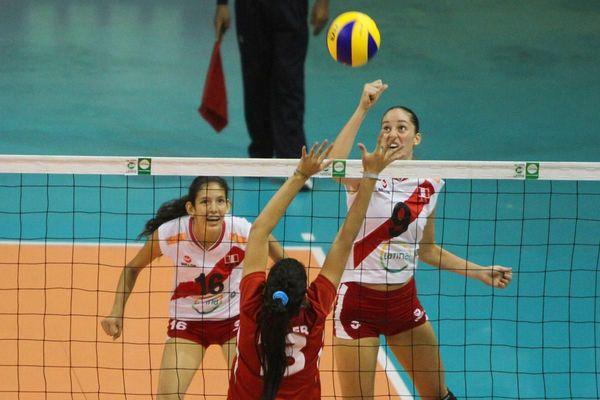 Perú clasificó a las semifinales de la Copa Panamericana Sub 23 de vóley femenino, en donde se medirá ante Brasil