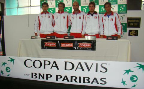 A partir de mañana la selección de Copa Davis con Duilio Beretta a la cabeza buscará permanecer en el G1 de la Zona Americana