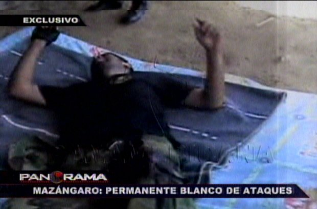 Atienden a soldado herido en la base de Mazángaro (Panorama)