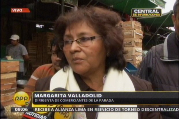 Margarita Valladolid