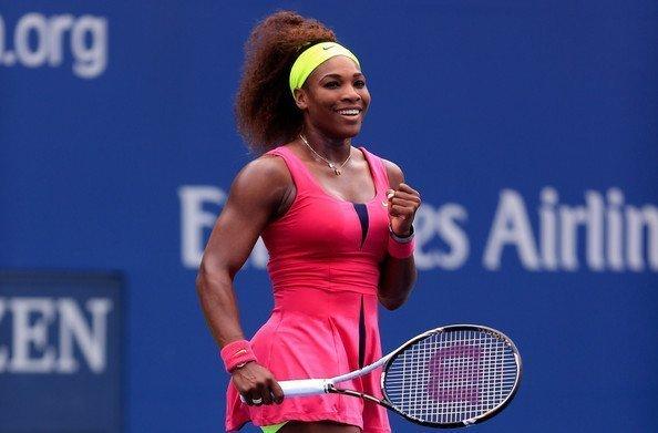 Serena Williams sigue imparable. Clasificó a la final del US Open apabullando nuevamente a su rival de turno