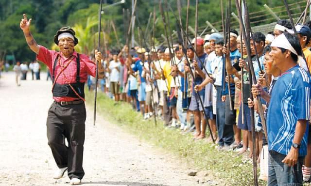 Tribu Awajún (La República)