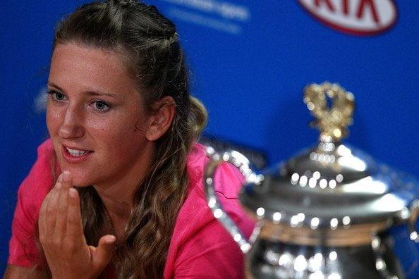 Azarenka se mantiene tranquila como número uno del  ranking de la WTA, tras imponerse en Linz