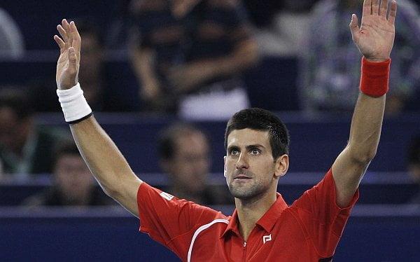 Novak Djokovic llegó a la final de Shanghái y buscará alcanzar su quinto título del año