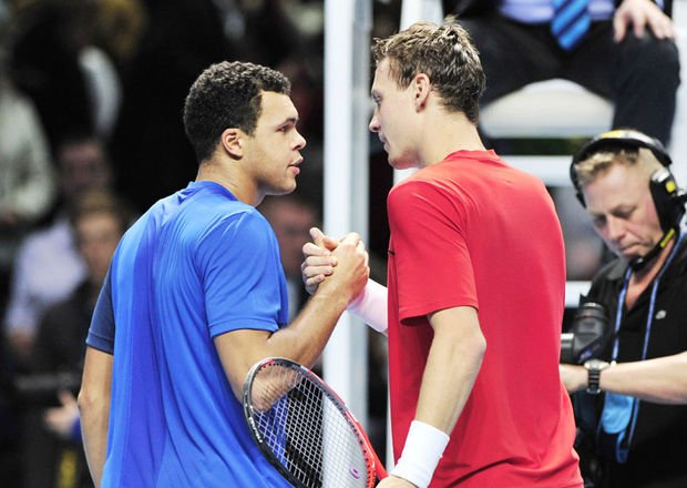 Tsonga y Berdych son los favoritos para disputar el título de Estocolmo