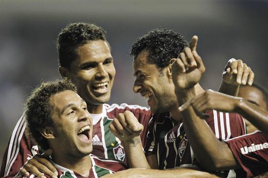 Fluminense se consolidó como líder del Brasileirao tras derrotar al Botafogo con gol de Fred