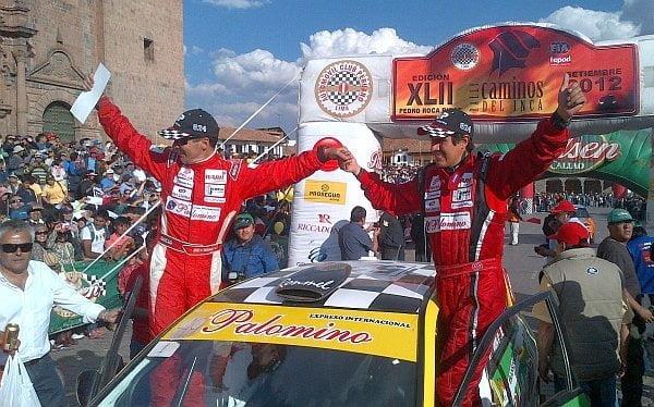 """Ronmel Palomino se adueñó de la clasificación general al ganar la tercera etapa Ayacucho – Cusco en """"Los Caminos del Inca"""""""