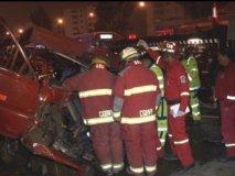Accidente en San Borja