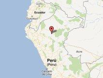 Sismo de 4.9 grados se registró en Amazonas informa el IGP