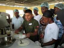 Cocina peruana en Haití