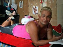 José Agustín Hernández, transexual que superó barreras en Cuba (Foto: Infobae)