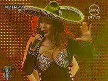 No es Thalía: La simpatía y sensualidad de Milagros Vargas no fueron suficientes en Yo Soy