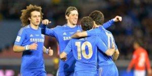 Chelsea se instaló en la final del mundial de clubes, donde enfrentará a Corinthians de Brasil