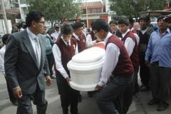 Menor asesinado en el Cusco