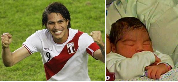 Piden que Paolo Guerrero apadrine a Alexis Jesús