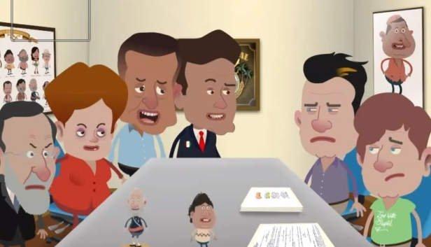 Isla presidencial (Youtube)