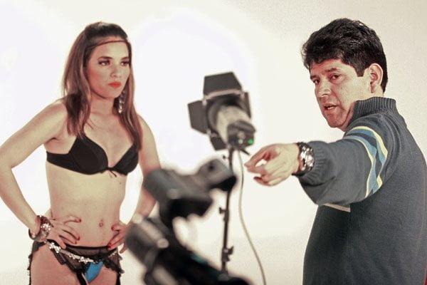 """Alan Ramirez, el hombre detrás de """"Las Malcriadas"""" (Foto y texto Yanina Patricio)"""