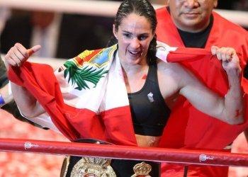 La boxeadora peruana Kina Malpartida sigue siendo la campeona mundial de Box en la categoría superpluma, al derrotar en Jamaica a la dominicana Marilyn Hernández.