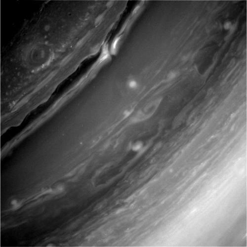 Saturno, más real desde cerca (Foto: Nasa.gov)