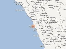 Sismo de 4.6 grados se registra en Chimbote y se siente en ciudades del norte