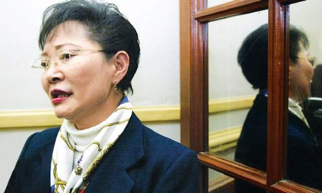 Susana Higuchi (La República)