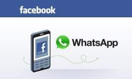 WhatsApp y Facebook ¿juntos?