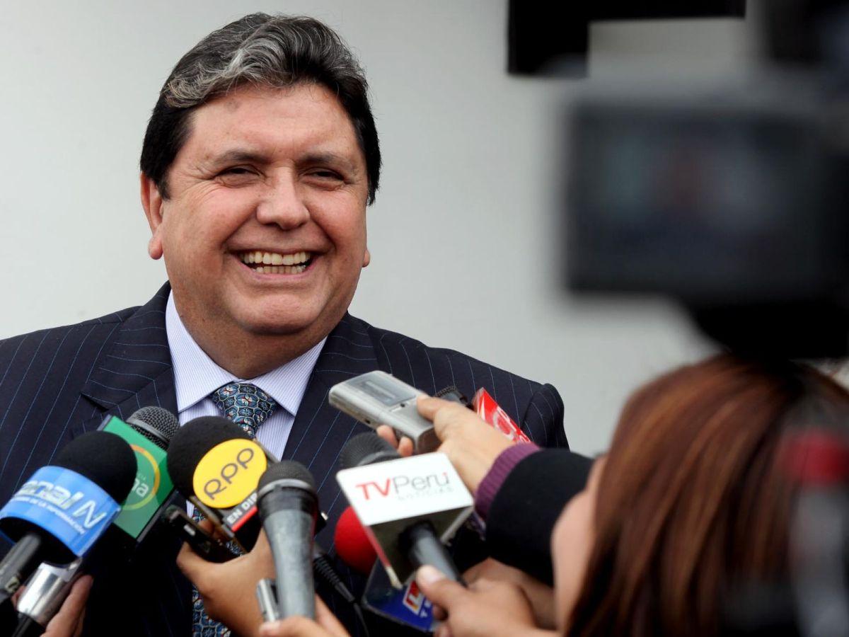 Megacomisión que investiga a Alan García deshabilitada por polémico fallo del PJ