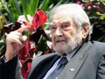 Falleció Armando Villanueva, líder histórico del Apra