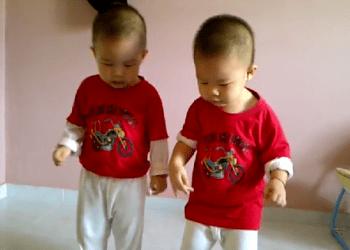 Estos pequeños son la nueva sensación (Youtube)