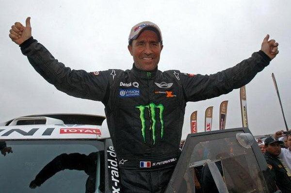 Campeón Histórico: Stéphane Peterhansel es un piloto hecho especialmente para el Rally Dakar.