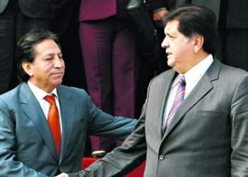 """Alan García y Toledo conversaron sobre """"reelección conyugal"""" de Nadine Heredia"""