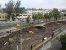 Desastre en Arequipa