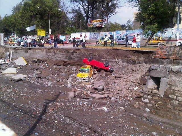 La situación en Arequipa es aún crítica (Foto: Twitter)