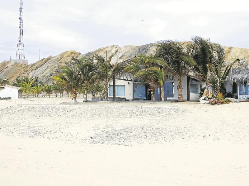 Canoas de Punta Sal