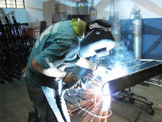 El sector metalmecánico mostró en el 2012 un aumento en sus exportaciones.