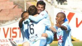 Real Garcilaso es el único líder del descentralizado peruano de fútbol