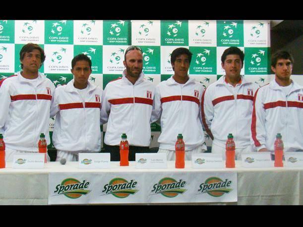 La selección de Copa Davis se enfrentará a Venezuela por semifinales del Grupo II de la Zona Americana