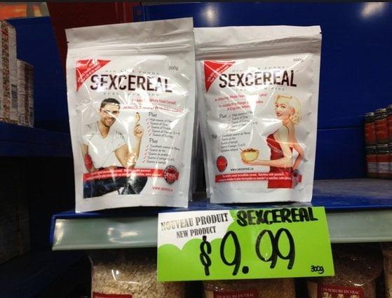 Venden cereal con maca para relaciones sexuales plenas
