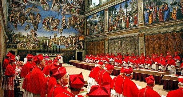 Cónclave para elegir nuevo Papa