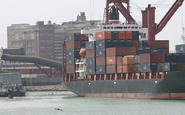Las exportaciones peruanas bajaron en enero 2013 por los pocos envíos principalmente del sector tradicional.